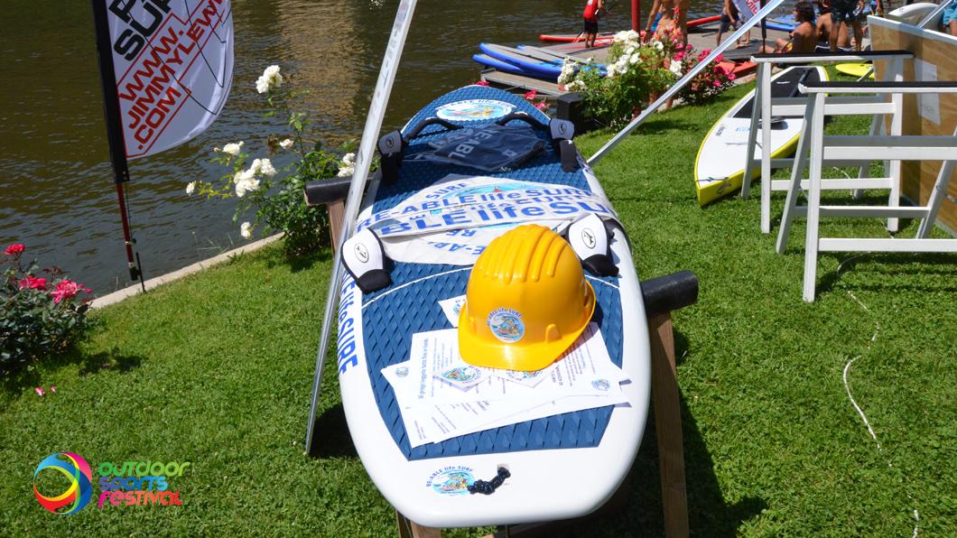 Outdoor sports festival il progetto re able life surf - Tavola da surf con motore ...